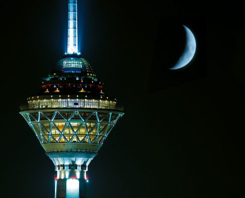 Operation and maintenance of public electrical and mechanical facilities and buildings of Tehran's Milad Tower