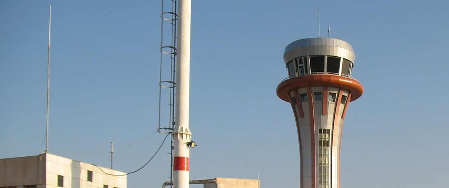 Construction and implementation of technical block control tower and office building of Urmia Airport
