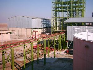 Design, construction and supervision of installation and commissioning of Amirkabir animal food factory