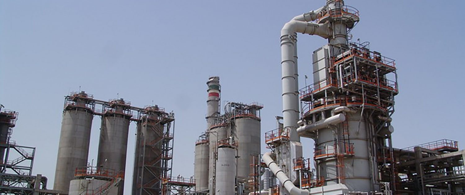 The overhaul of equipment in Shahid Tondgooyan Petrochemical Complexes
