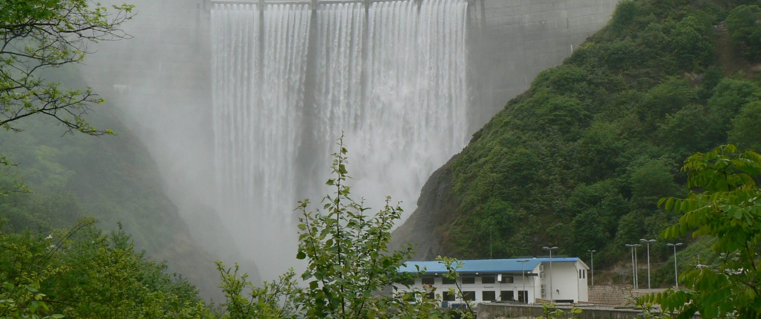 Operation and Maintenance of Shahid Rajaee Dam