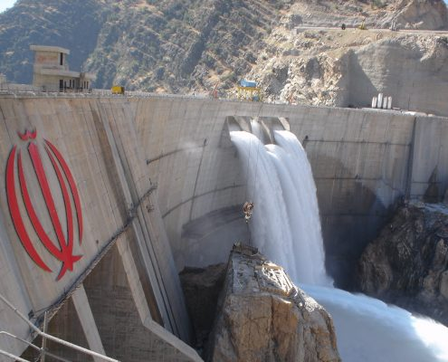 Operation and Maintenance of Karun 3 Dam and Hydroelectric Power Plant