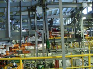 The maintenance operations of Kashan automotive company