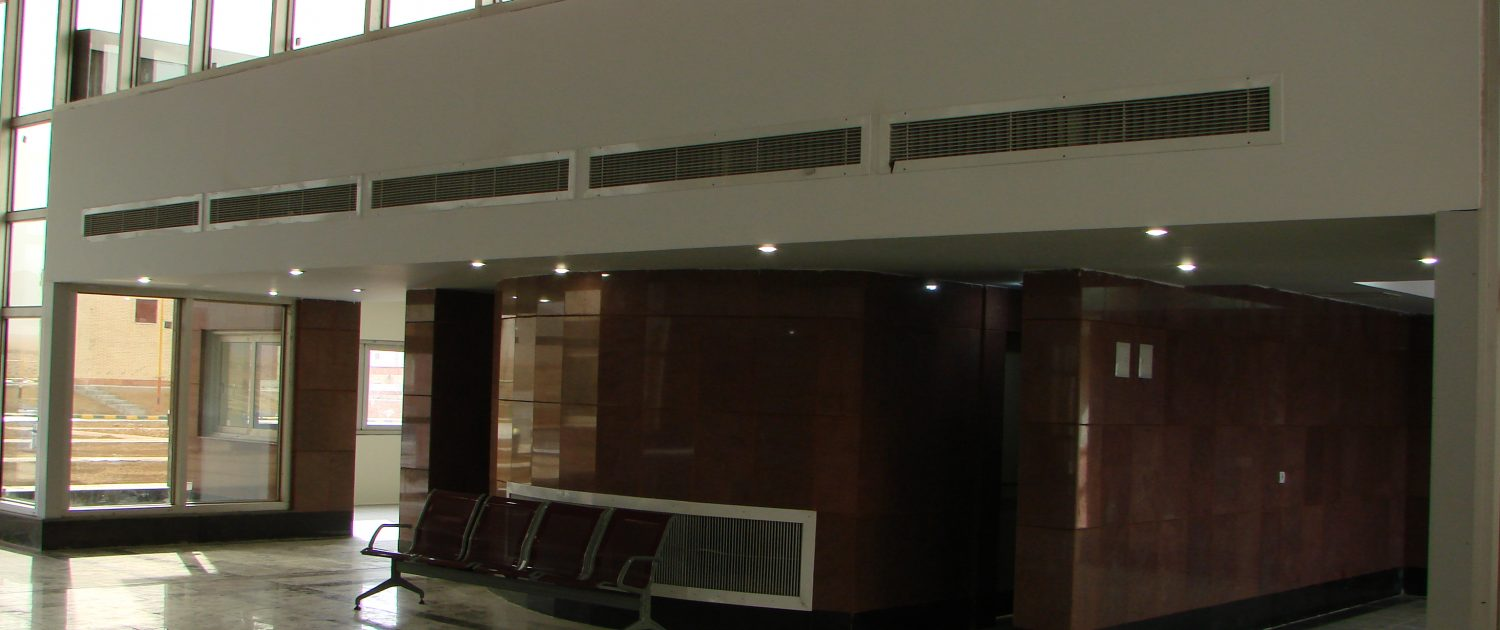 C onstruction, installation and landscaping of Eghlid railway station