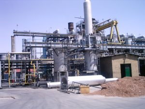 Pars Industrial Carbon Black Company designed another production line as the old line to increase the production capacity of HARD GRADE (N - 330, N - 339) and SOFT GRADE (N - 550, N - 660) carbon black. The old factory is located in the Kaveh industrial town - Saveh with a production capacity of 15,000 tons per year. The production capacity increased to 30,000 tons per year with the construction of the Phase 2. The project was performed by Pishgaman Fan Andish Company in July 2005.