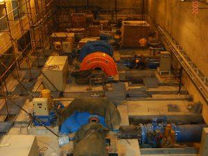Operation and maintenance of 5 MW Manj Power Plant