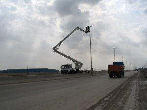 Maintenance, construction, installation of all electrical and mechanical equipment and buildings of Bandar Imam Khomeini