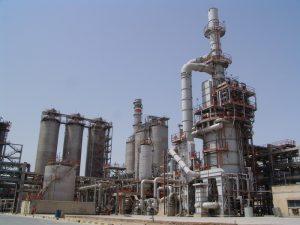 The overhaul of equipment in Shahid Tondgooyan Petrochemical Complexes